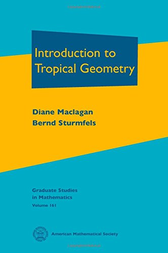 9780821851982: Introduction to Tropical Geometry (Graduate Studies in Mathematics)