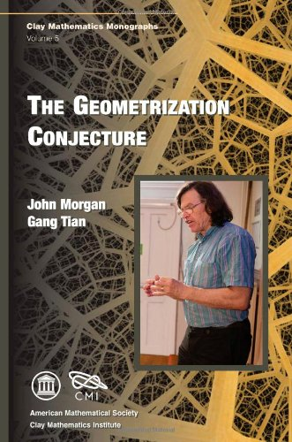 9780821852019: The Geometrization Conjecture (Clay Mathematics Monographs)