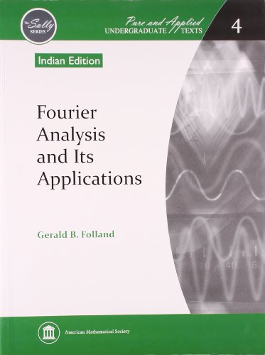 9780821852088: Fourier Analysis and Its Applications
