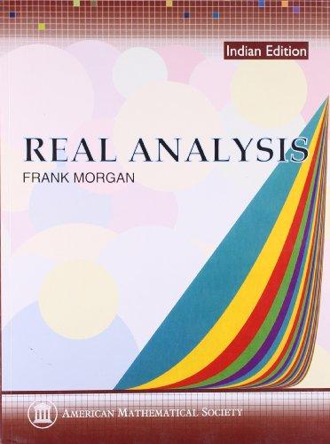 9780821852224: Real Analysis