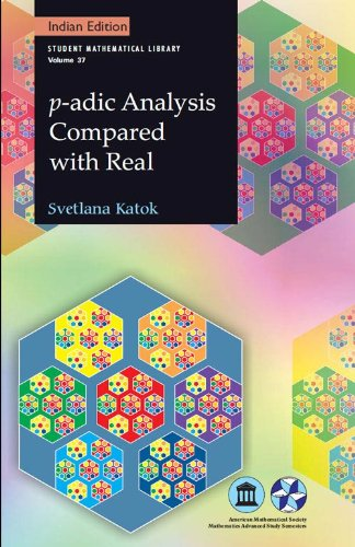 9780821852248: p-adic Analysis Compared with Real