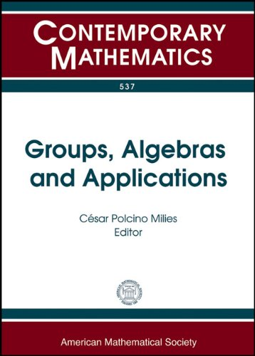 Groups, Algebras and Applications: XVIII Latin American: Amer Mathematical Society