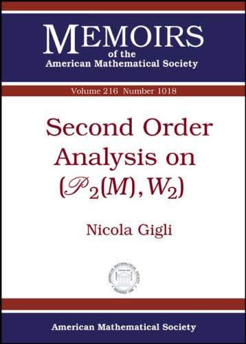 9780821853092: Second Order Analysis on P2m, W2 (Memoirs of the American Mathematical Society)