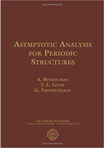 9780821853245: Asymptotic Analysis for Periodic Structures (AMS Chelsea Publishing)