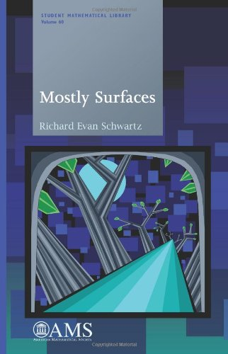 9780821853689: Mostly Surfaces (Student Mathematical Library)