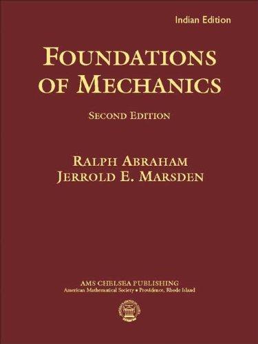 9780821868751: Foundations Of Mechanics