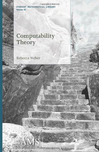 9780821873922: Computability Theory (Student Mathematical Library)