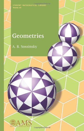 9780821875711: Geometries (Student Mathematical Library)