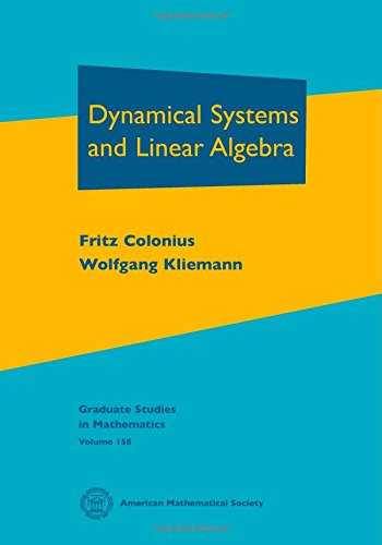 9780821883198: Dynamical Systems and Linear Algebra