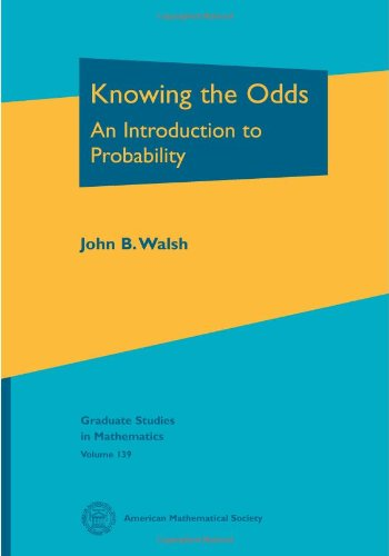 9780821885321: Knowing the Odds: An Introduction to Probability (Graduate Studies in Mathematics)