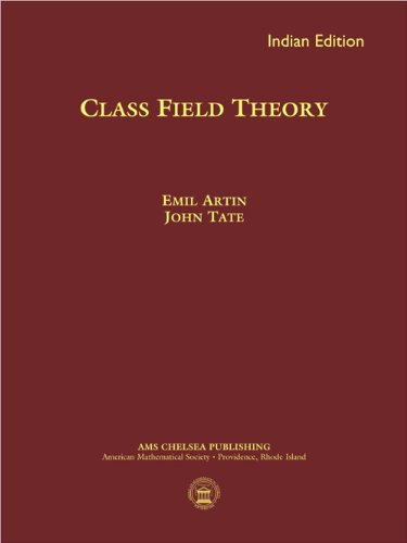 9780821887097: Class Field Theory