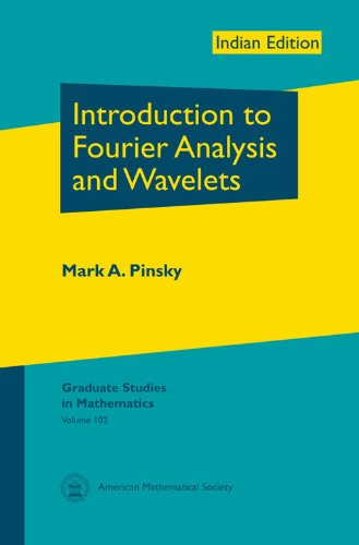 9780821887127: Introduction to Fourier Analysis and Wavelets