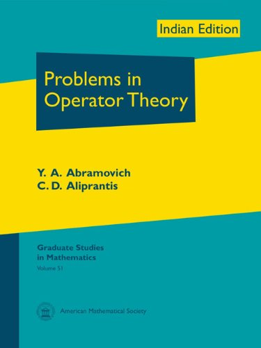 9780821887165: Problems in Operator Theory