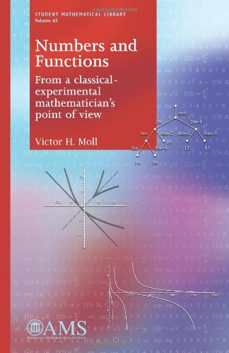 9780821887950: Numbers and Functions: From a Classical-Experimental Mathematician's Point of View (Student Mathematical Library)