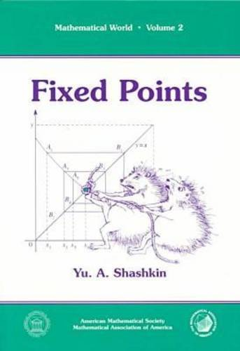 9780821890004: Fixed Points (Mathematical World)