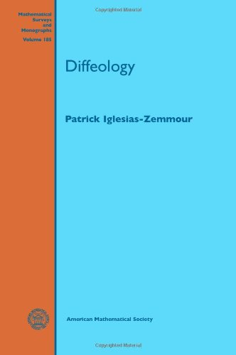 9780821891315: Diffeology (Mathematical Surveys and Monographs)