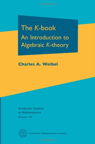 9780821891322: The K-Book: An Introduction to Algebraic K-theory