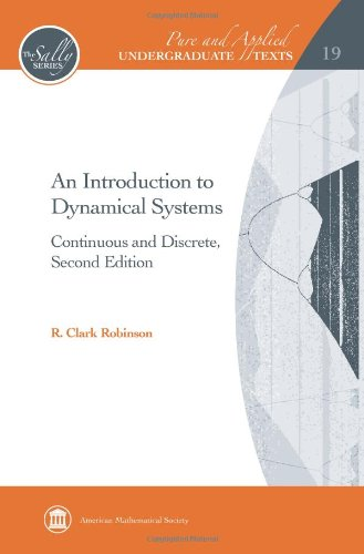 9780821891353: An Introduction to Dynamical Systems: Continuous and Discrete (Pure and Applied Undergraduate Texts)
