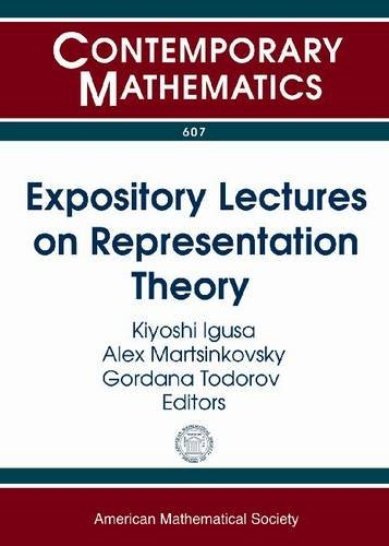 9780821891407: Expository Lectures on Representation Theory (Contemporary Mathematics)