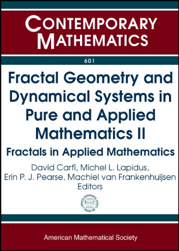 9780821891483: Fractal Geometry and Dynamical Systems in Pure and Applied Mathematics II: Fractals in Applied Mathematics (Contemporary Mathematics)