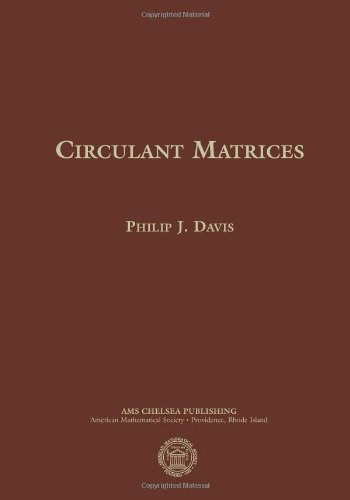 9780821891650: Circulant Matrices: Second Edition (American Mathematica Society)