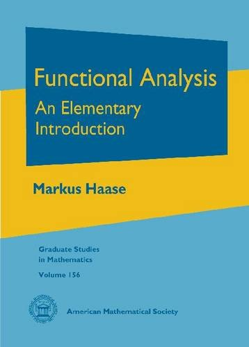 9780821891711: Functional Analysis: An Elementary Introduction (Graduate Studies in Mathematics)