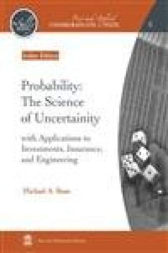Probability: The Science of Uncertainty: with Applications: Bean, Michael A