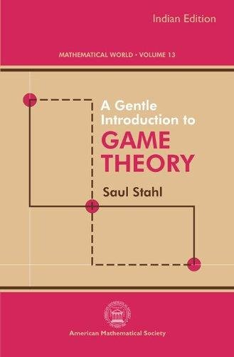 9780821891827: A Gentle Introduction to Game Theory