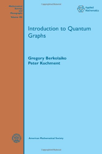 9780821892114: Introduction to Quantum Graphs (Mathematical Surveys and Monographs)