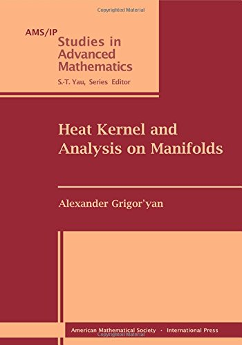 9780821893937: Heat Kernel and Analysis on Manifolds (AMS/IP Studies in Advanced Mathematics)