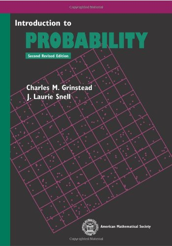 9780821894149: Introduction to Probability: Second Revised Edition