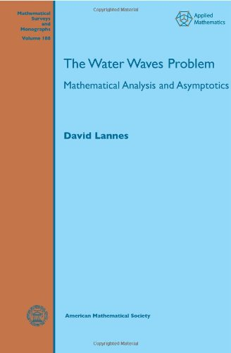 9780821894705: The Water Waves Problem: Mathematical Analysis and Asymptotics (Mathematical Surveys and Monographs)