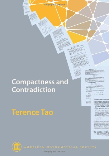 9780821894927: Compactness and Contradiction