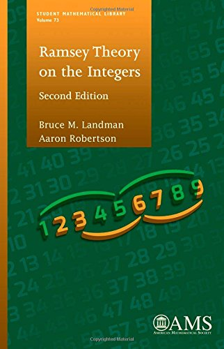 9780821898673: Ramsey Theory on the Integers (Student Mathematical Library)