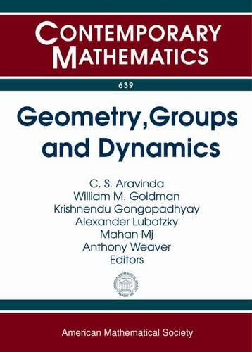 9780821898826: Geometry, Groups and Dynamics: Icts Program Groups, Geometry and Dynamics December 3-16, 2012 Cems, Kumaun University, Amora, India (Contemporary Mathematics)