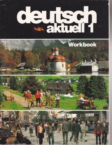 9780821900727: Deutsch Aktuell 1 Workbook