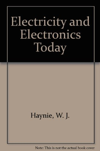 9780821901793: Electricity and Electronics Today