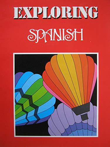 Exploring Spanish (9780821903094) by Joan G. Sheeran; Patrick McCarthy