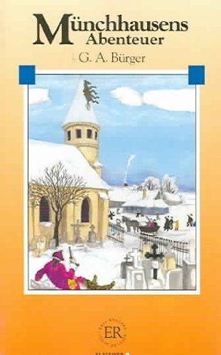 9780821910627: Munchhausens Abenteuer: Level A (German Edition)