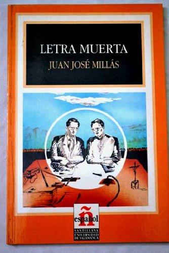 9780821911204: Letra Muerta (Leer En Español: Nivel 4 (menos de 1500 palabras))