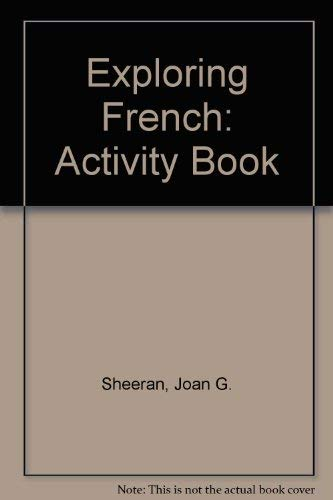 9780821911969: Exploring French Activity Book