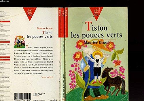 9780821912171: Tistou-Les Pouces Verts