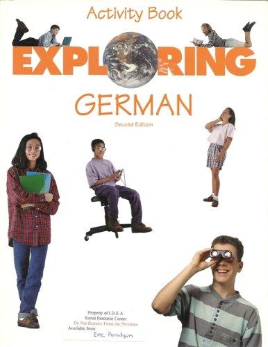 Exploring German: Activity Book