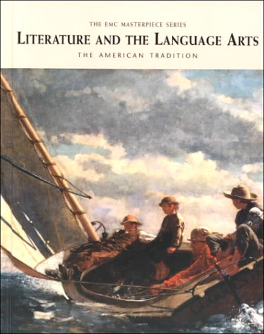 9780821912706: Literature and the Language Arts: The American Tradition