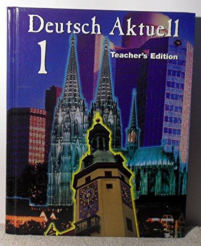 9780821914755: Teacher's Edition (Deutsch Aktuell 1)