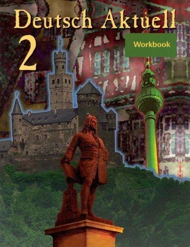 9780821914908: Deutsch Aktuell 2: Workbook