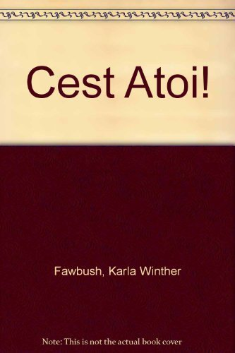 9780821915028: C'est a Toi! Level Two Workbook