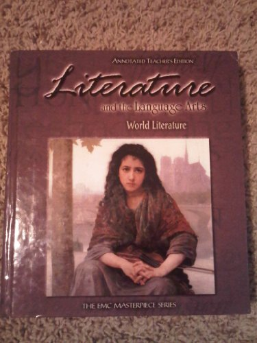 World Literature Annotated Teacher's Edition (Literature and the Language Arts)