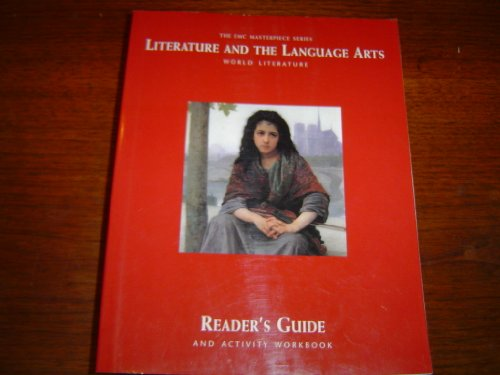 9780821915660: The Emc Masterpiece Series (Literature and the Language Arts World Literature Reader's Guide and Activity Book)