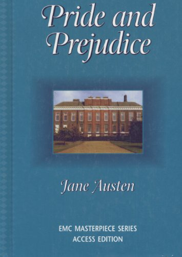 9780821916216: Pride and Prejudice: Access Editions (The EMC Masterpiece Series)